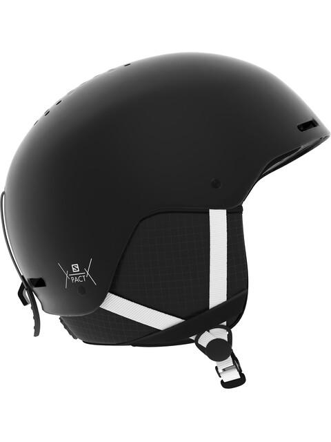 Salomon Juniors Pact Helmet Black/White